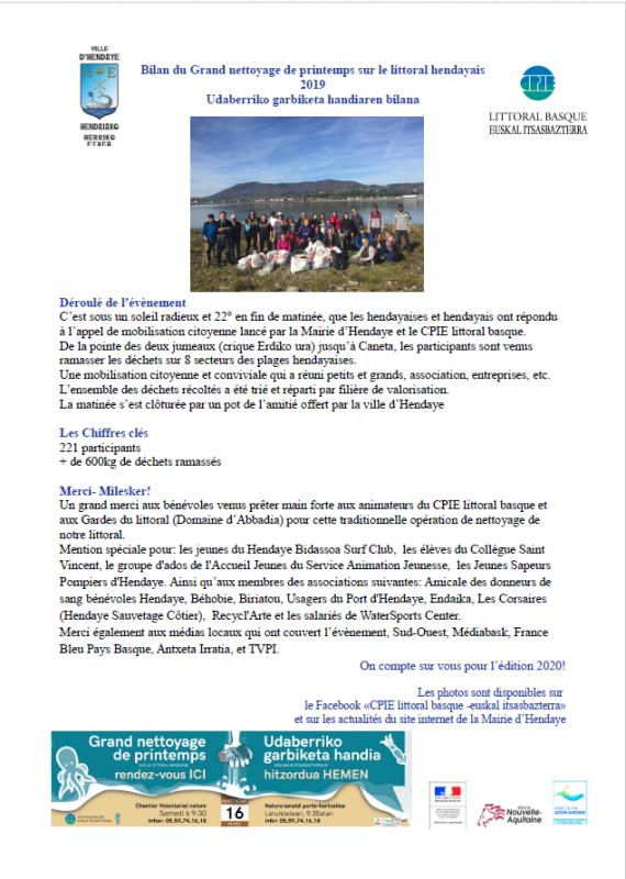 bilan-du-grand-nettoyage-de-printemps-sur-le-littoral-hendayais-2019