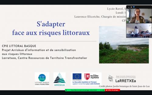 arriskua_des_interventions_p_dagogiques_adapt_es_en_ligne_pour_les_lyc_es_de_la_c_te_basque