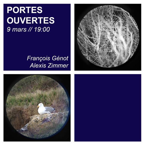 portes-ouvertes-francois-genot-artiste-et-alexis-zimmer-chercheur-nous-presentent-leur-projet-en-cours
