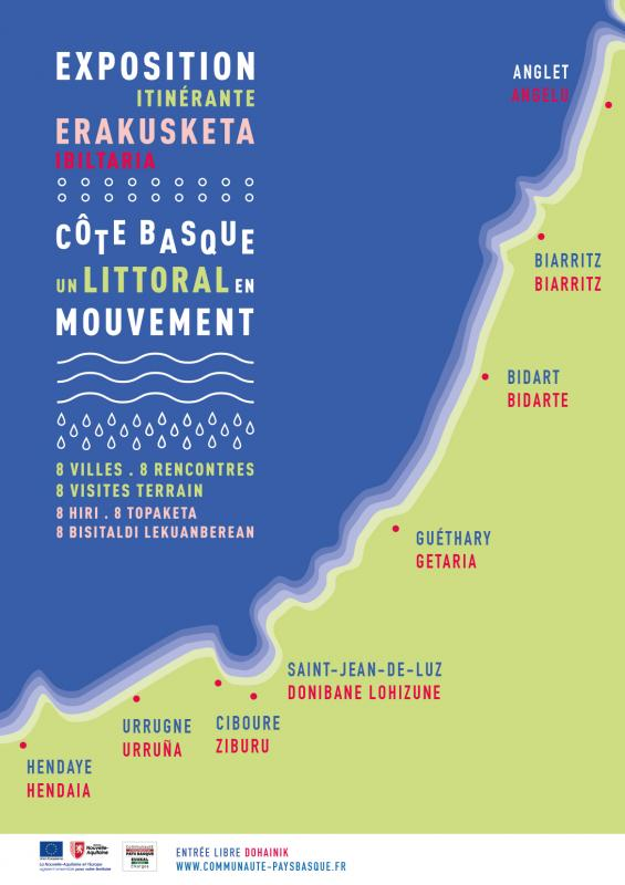 cote-basque-un-littoral-en-mouvement-:lexposition-itinerante-presentee-a-st-jean-de-luz