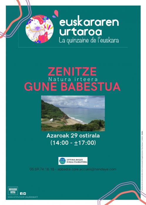 zenitze-gune-babestua