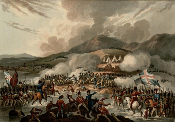 1813_poque_napol_onienne_la_corniche_basque_champ_de_bataille